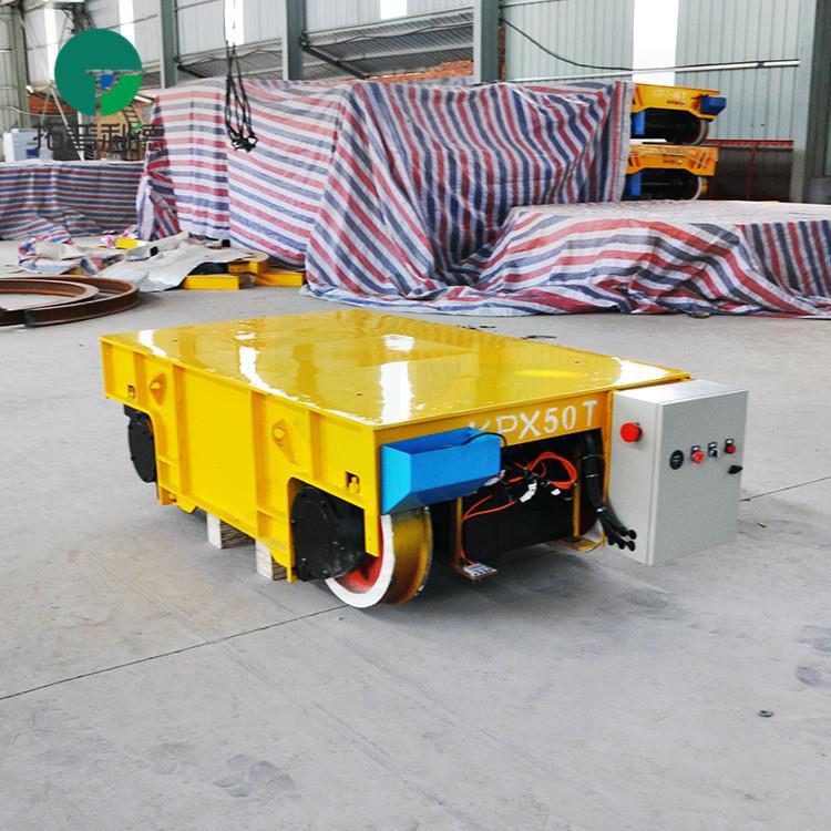 Trolley voor transport van elektrische materialen