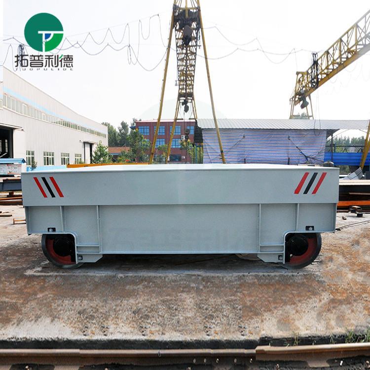 Railbestuurbaar overbrengingsvoertuig
