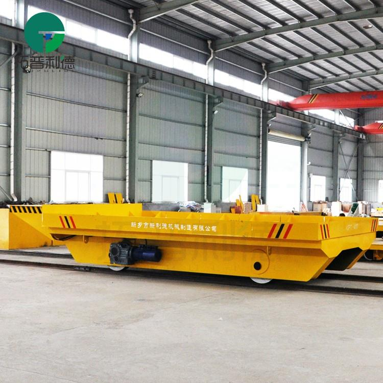 Cross-bay Steering Handling Vehicle (2)