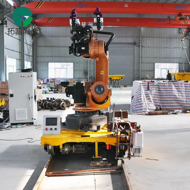 Robot Transfer Flat Vehicle