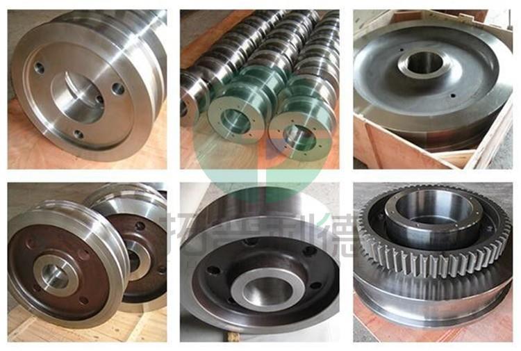 Steel Train Wheel