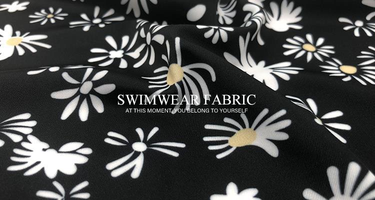 pbt polyester swimwear fabric