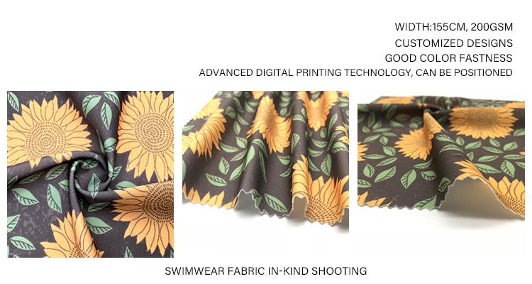 swimsuit cloth material