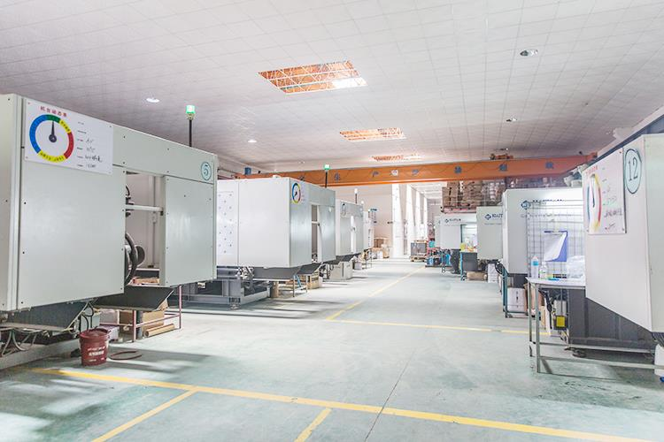 注塑厂(Injection Molding Factory)