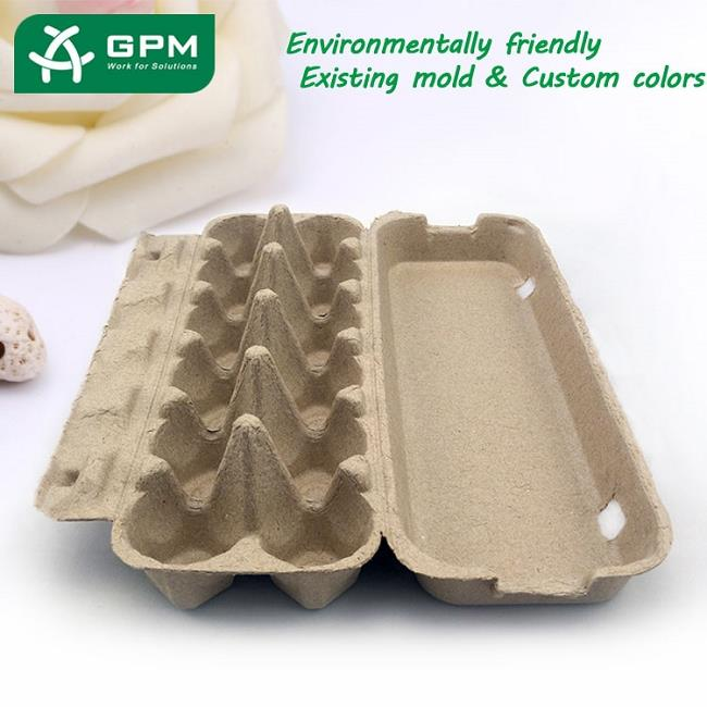 Molded Pulp Egg Box manufacturers