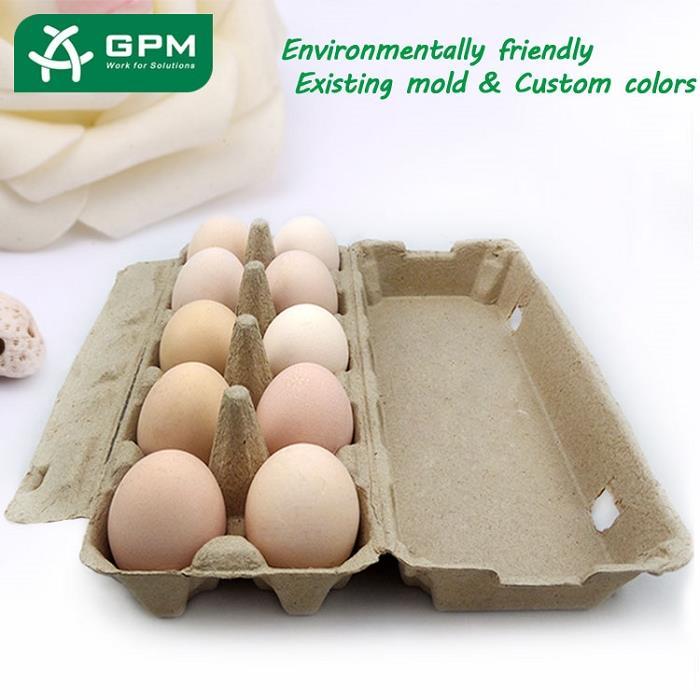 China Fiber Paper Egg Box