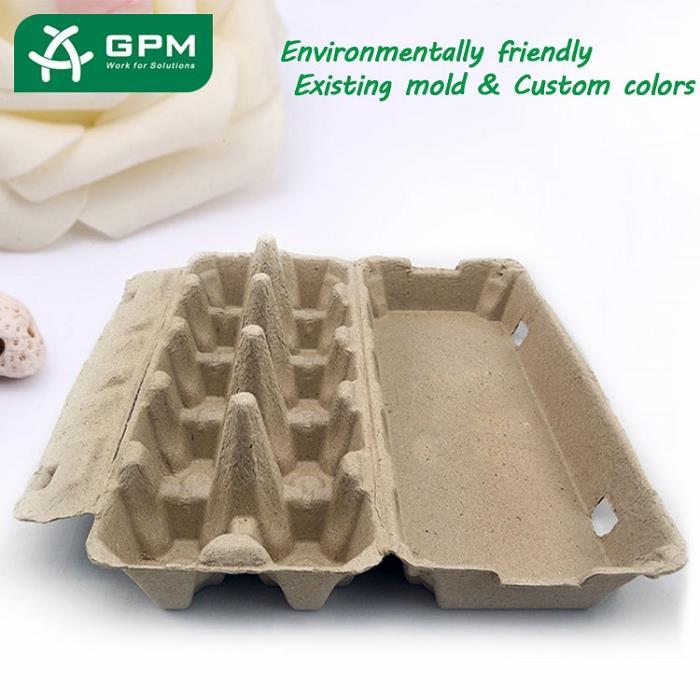 Fiber Paper Egg Box manufacturers