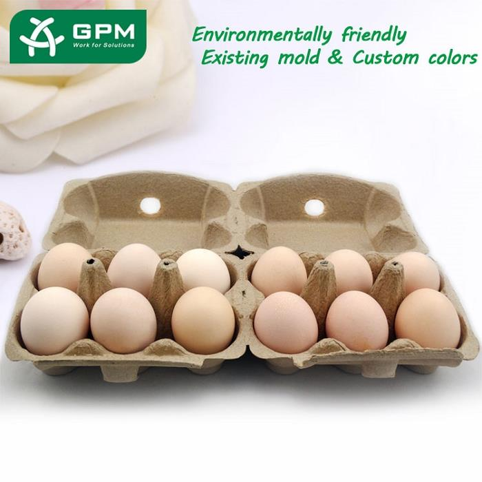 China Pulp Egg Crate