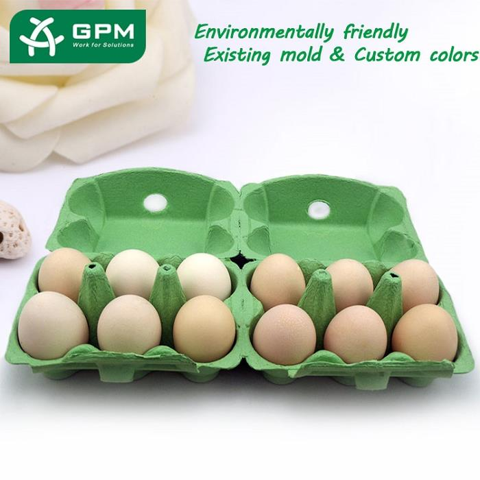 Pulp Egg Crate making