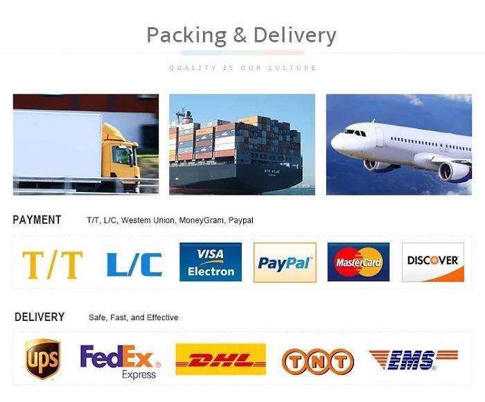 Pulp Paper Tea Packaging freight