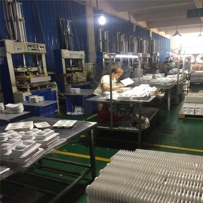 Paper Egg Trays factory