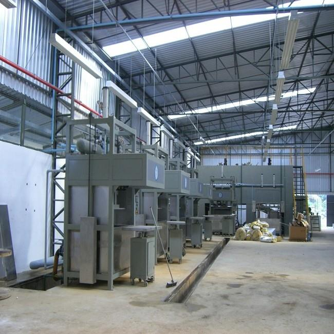 Recycled Pulp Packaging factory