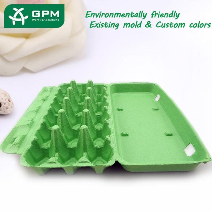 China Pulp Packaging Tray
