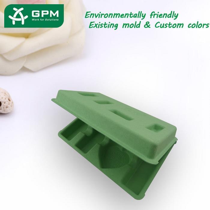 China Molded Pulp Cosmetic Tray