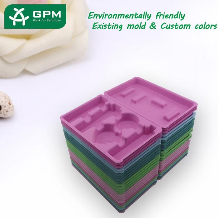 Molded Pulp Cosmetic Tray manufacturers