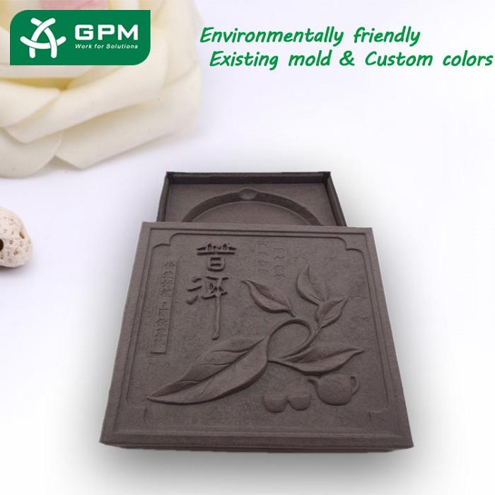 China Molded Fiber Packaging Boxes