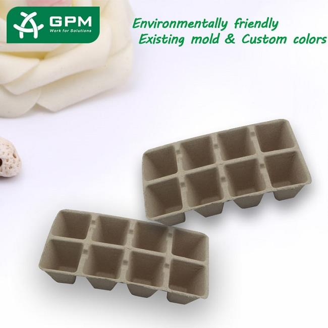 wholesale Biodegradable Disposable Nursery Trays