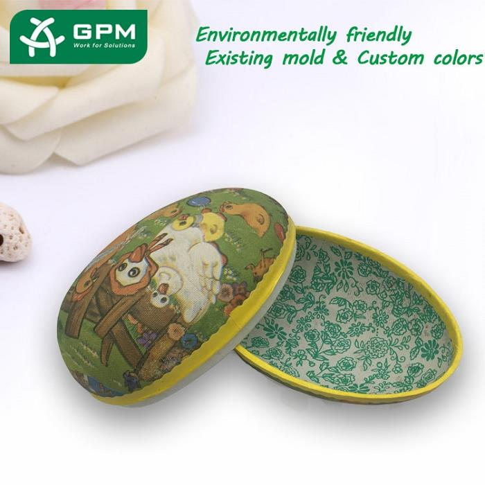 China Paper Mache Easter Eggs Craft