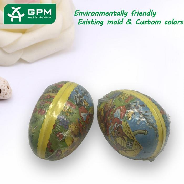 Paper Mache Easter Eggs Craft for sale