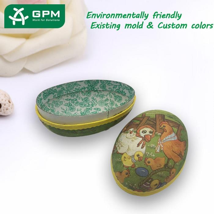 China Paper Mache Egg for Easter