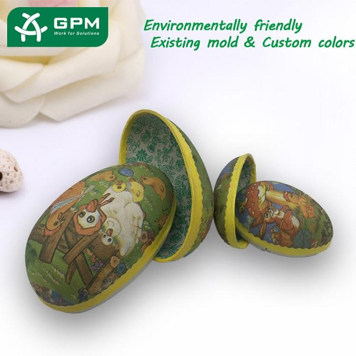 Paper Mache Egg for Easter manufacturers