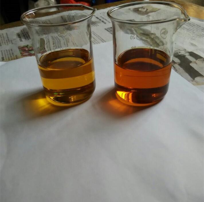 TR 液体 两种 颜色