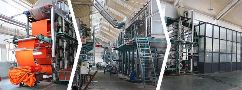 fabric factory