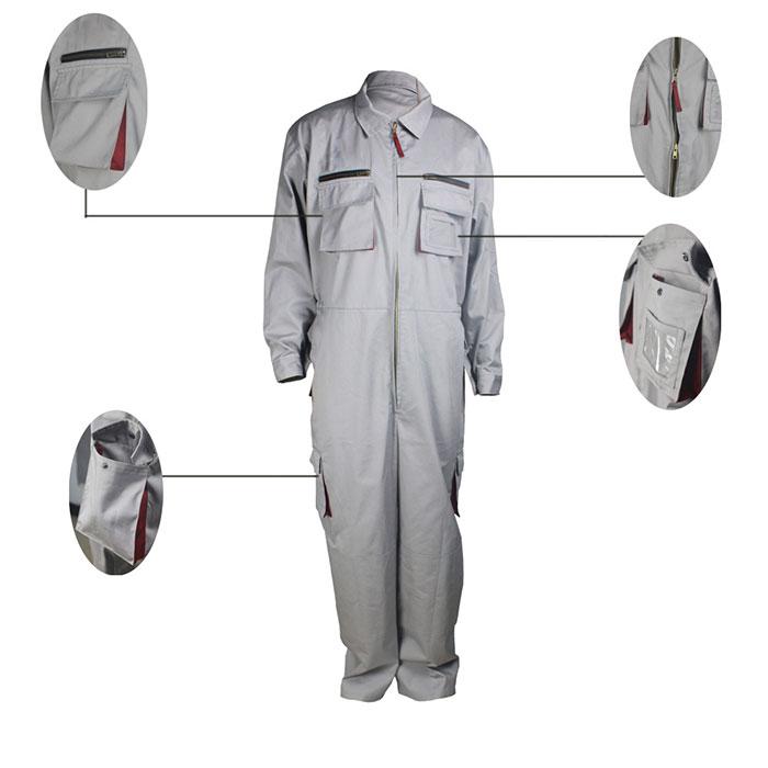 Anti Arc Garment detail