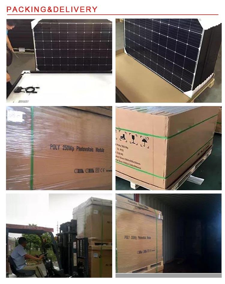 China Foldable Solar Panel