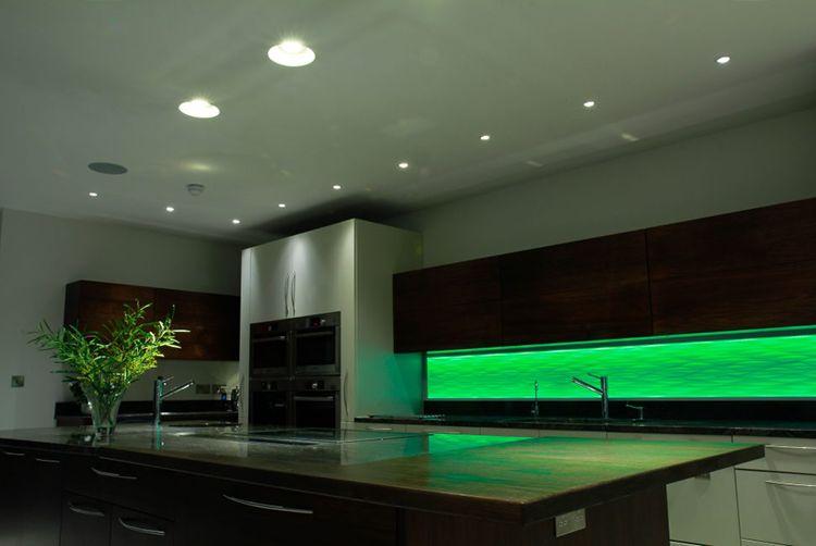 Single Color 100W LED Bulb Light