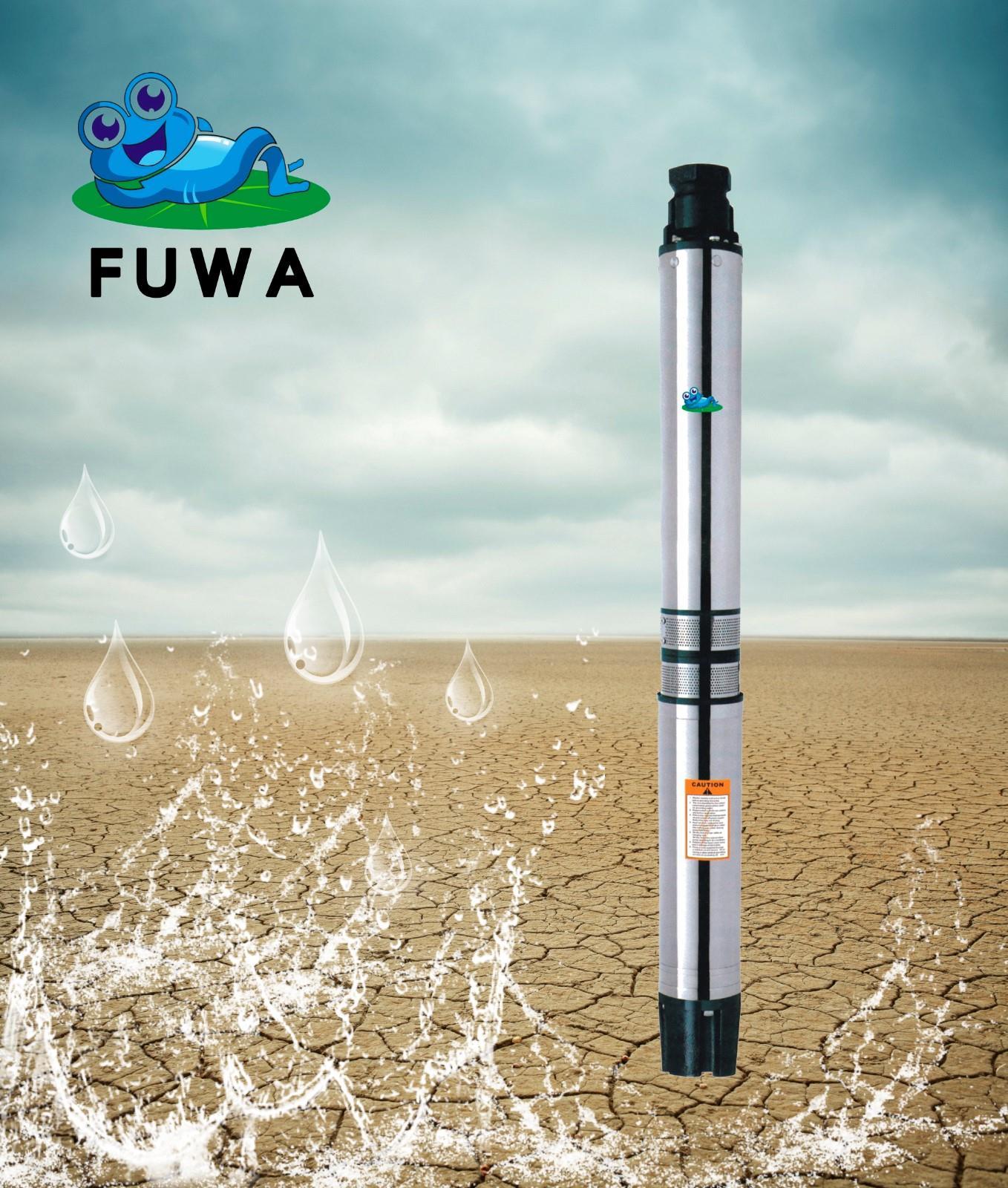 5 inch SR deep well pump submersible pump