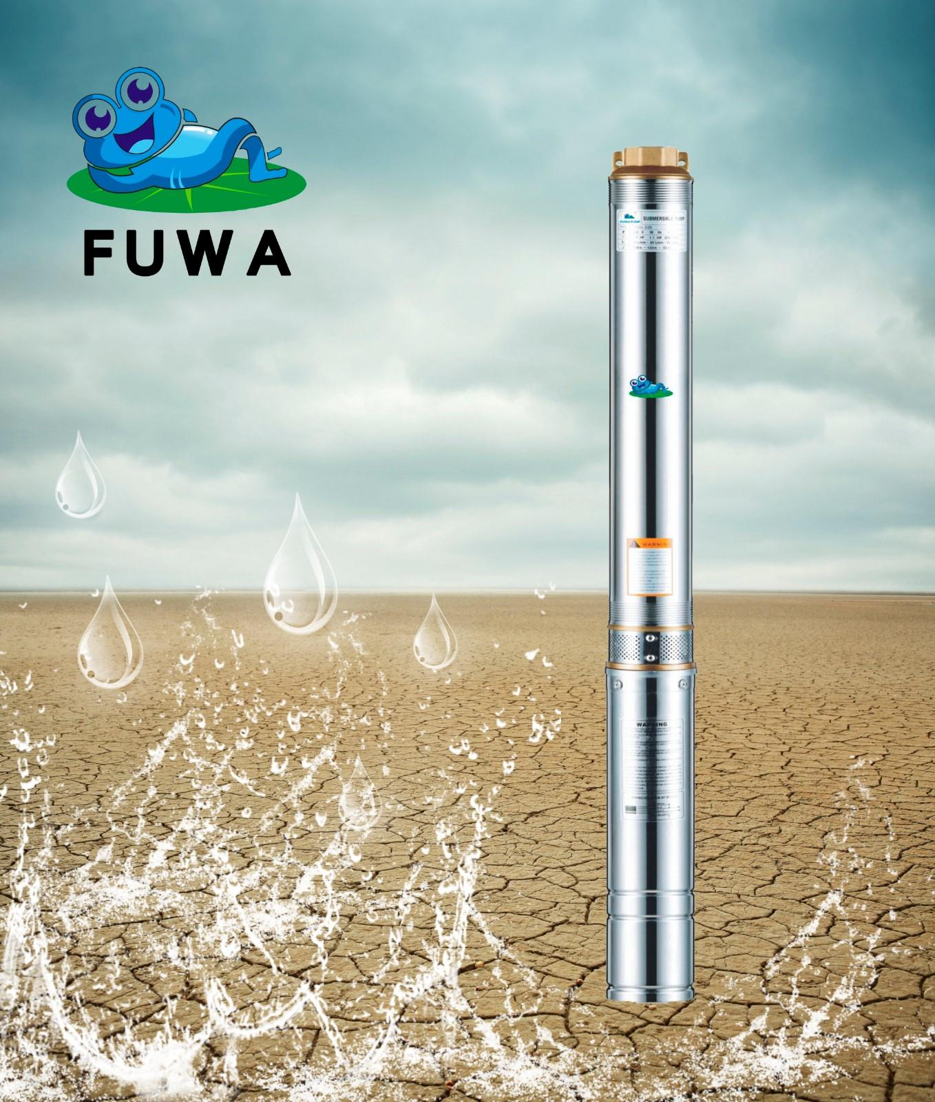 4 inch SDM deep well submersible pump