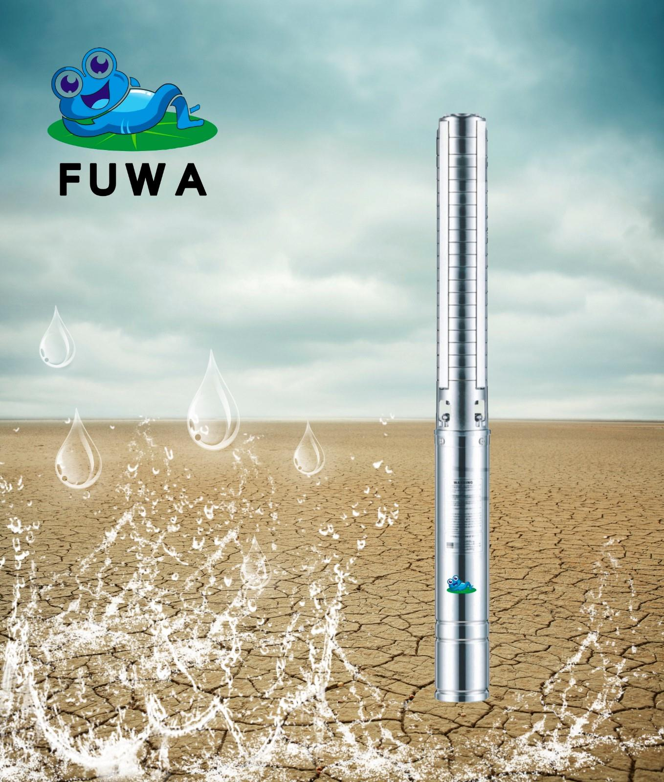 4 inch SP deep well submersible pump