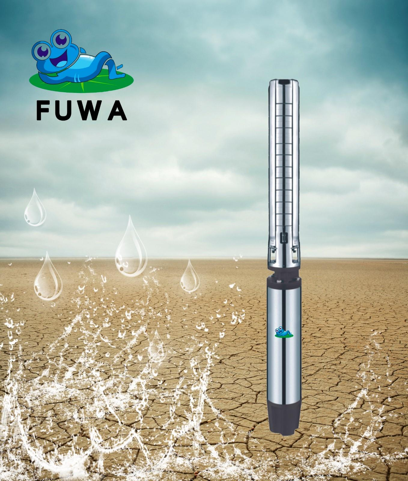 6 inch SP deep well submersible pump