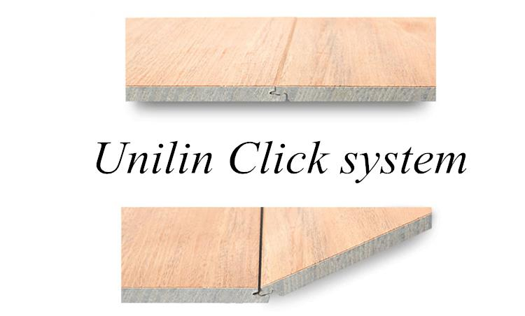 Unilin Click system