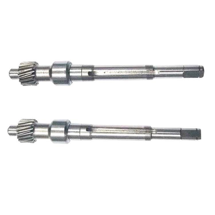800w motor gear shaft