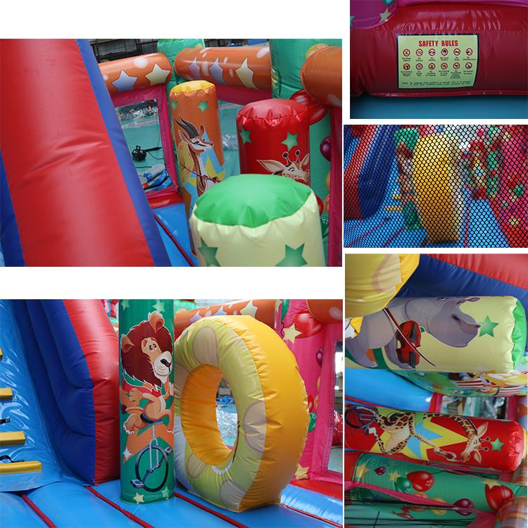 inflatable new castle