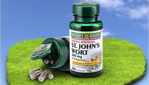 St John's Wort Capsule