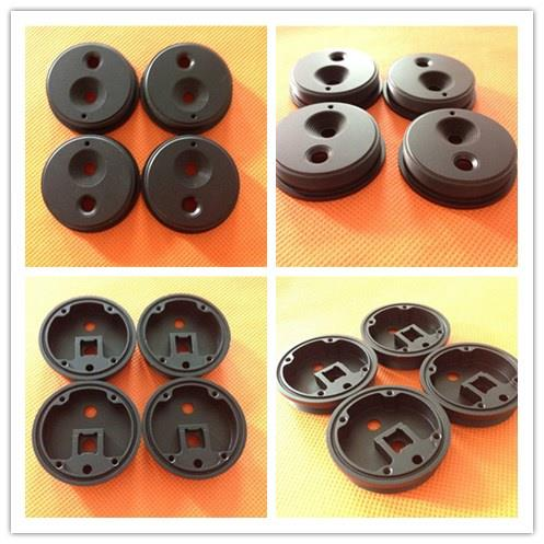 ABS Plastic CNC Machining Turning Parts (2)