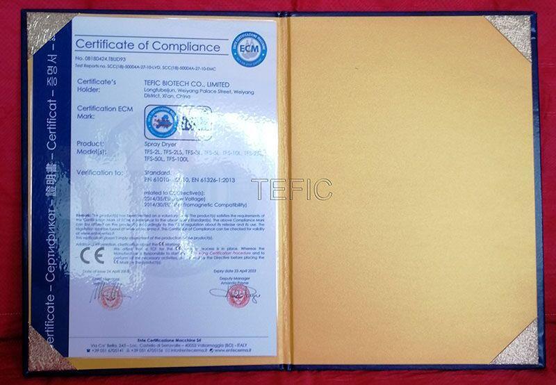 TEFIC spray dryer CE certificate.jpg