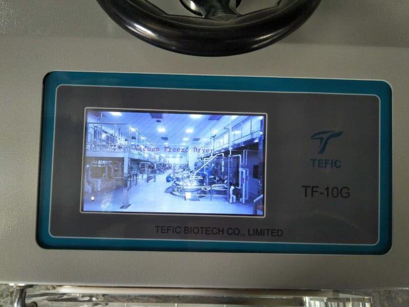 pilot freeze dryer manufacturer