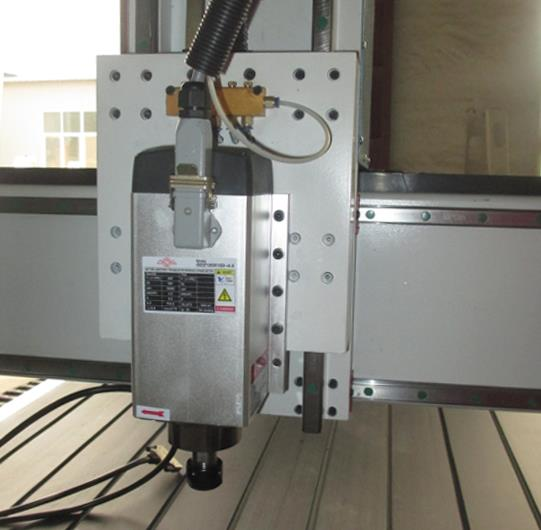 4.5 kw air cooling spindle