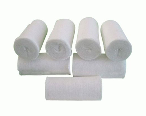 cotton gauze roll