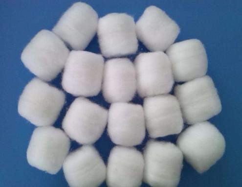 100% cotton absorbent ball