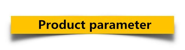 Product parameter