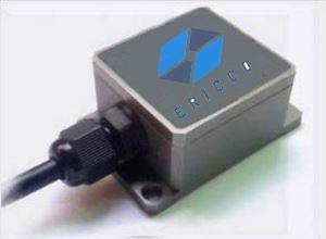 Current output type biaxial tilt sensor