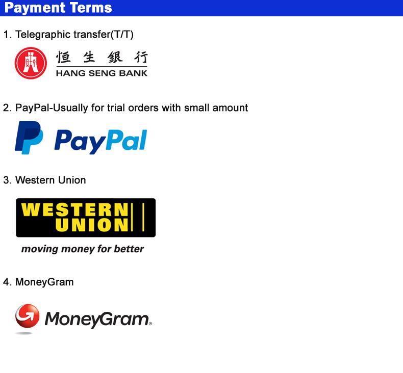 Payment terms 拷贝