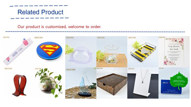 مستطيلة من البلاستيك الاكريليك الغذاء تقديم مجموعة الإنتاج. png
