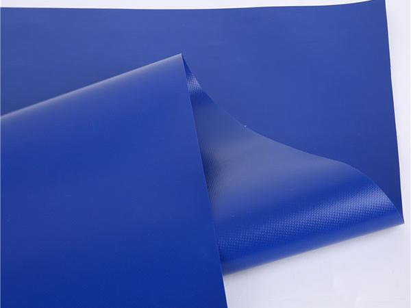 610GSM PVC Coated Tarpaulin