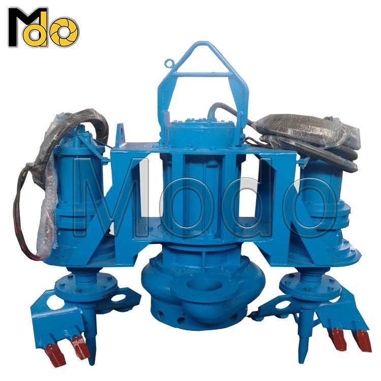 潜渣泵7抠图